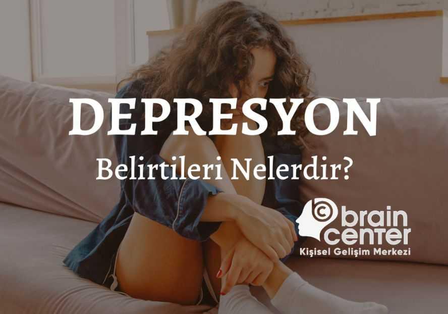 depresyon nedir depresyonun belirtileri nedir