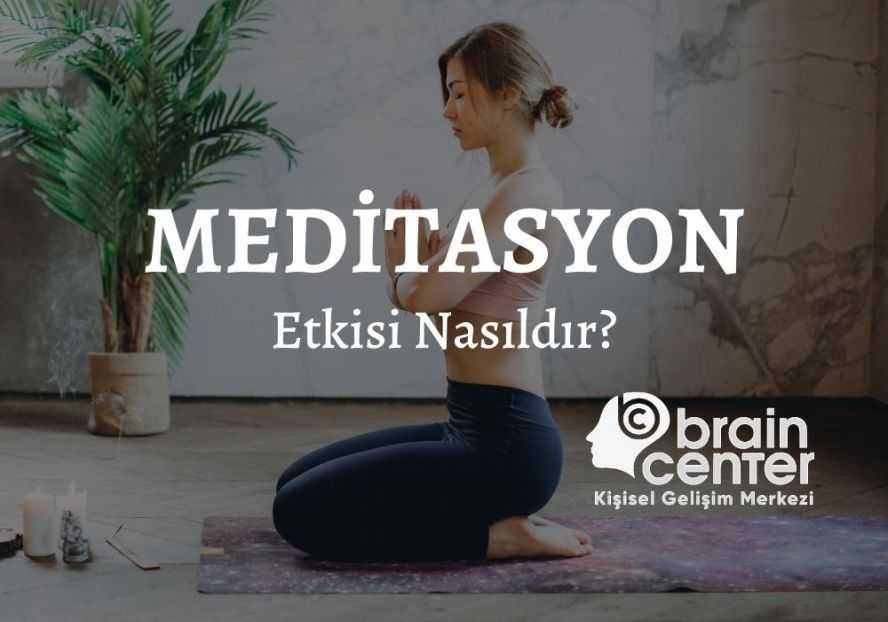 meditasyon faydaları
