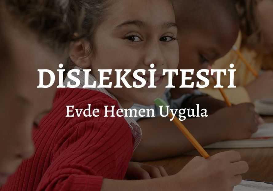 disleksi testi nedir