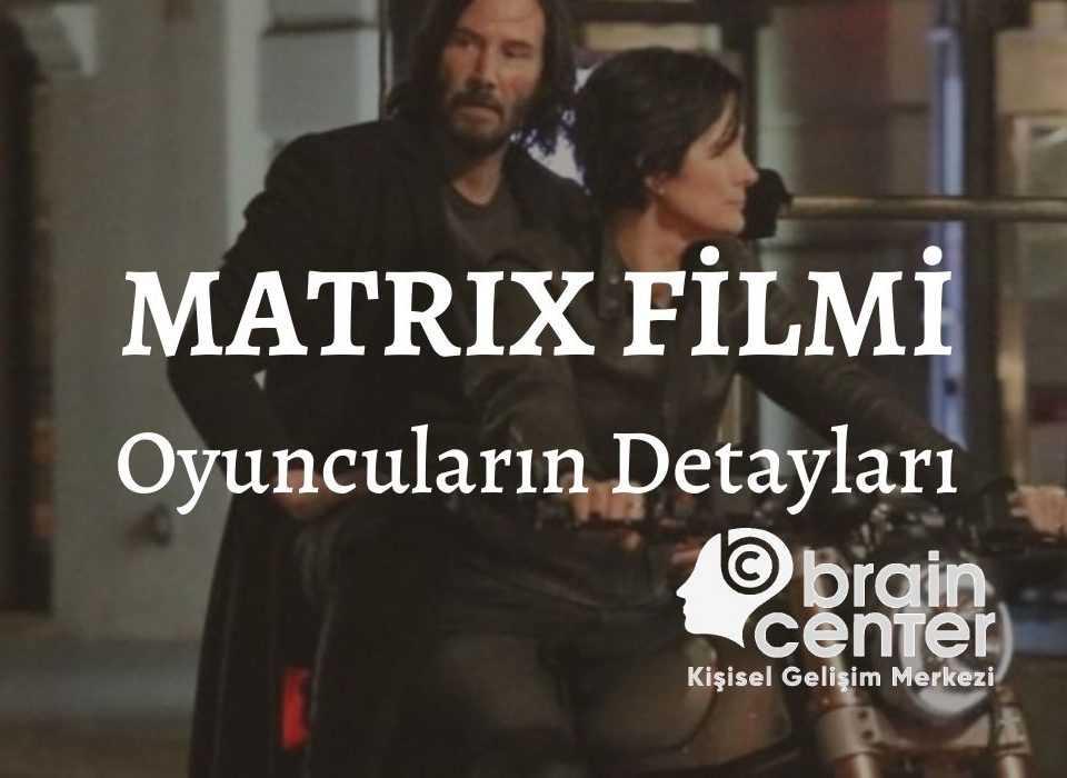 matrix filmi serisi