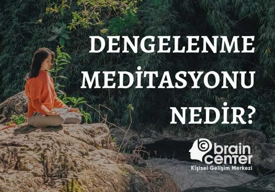 meditasyon ne demek